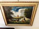 Tablou autentic Ivanyi Grunwald Bela, Peisaje, Ulei, Impresionism