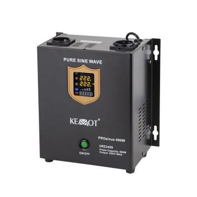 UPS pentru centrale termice PRO KEMOT Sinus, 500 W, 12V foto