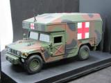 Macheta Hummer H1 Ambulance Vitesse Victoria 1:43