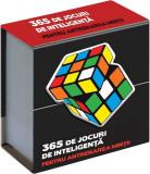 Cumpara ieftin 365 de jocuri de inteligență pentru antrenarea minții