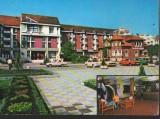 "CPI B13349 CARTE POSTALA - BISTRITA. HOTEL ""COROANA DE AUR"""