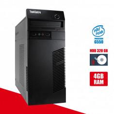 Calculator second hand Lenovo m72 Tower G550 4GB DDR3 HDD 320GB