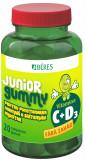 Vitamina C + D3 Junior Gummy, 20 comprimate gumate, Beres