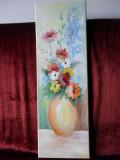 Flori 3-pictura ulei pa panza, Altul