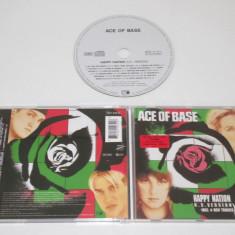 Ace Of Base – Happy Nation U.S. Version CD original 1993 Comanda minima 100 Lei