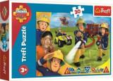 Puzzle Trefl Pregatit pentru a ajuta, 30 piese