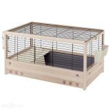 Cuşcă Arena 100 pentru iepuri şi porcuşori de guinea, 100 x 62,5 x 51 cm, Ferplast