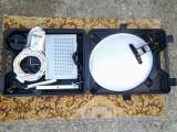 Kit portabil tv, Decodor, Antena TV, camping, camion, T.I.R, rulota