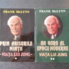 FRANK McLYNN - VIATA LUI JUNG  2 volume