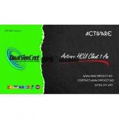 Activare HCU Client 1 An. Include DC Phoenix