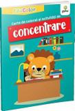 Carte de colorat si activitati de concentrare/***