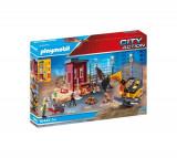 Playmobil City Action - Excavator mic
