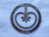 SEMN de CARTE argint ITALIA splendid DE COLECTIE