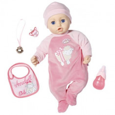 Papusa interactiva Baby Annabell 43 cm