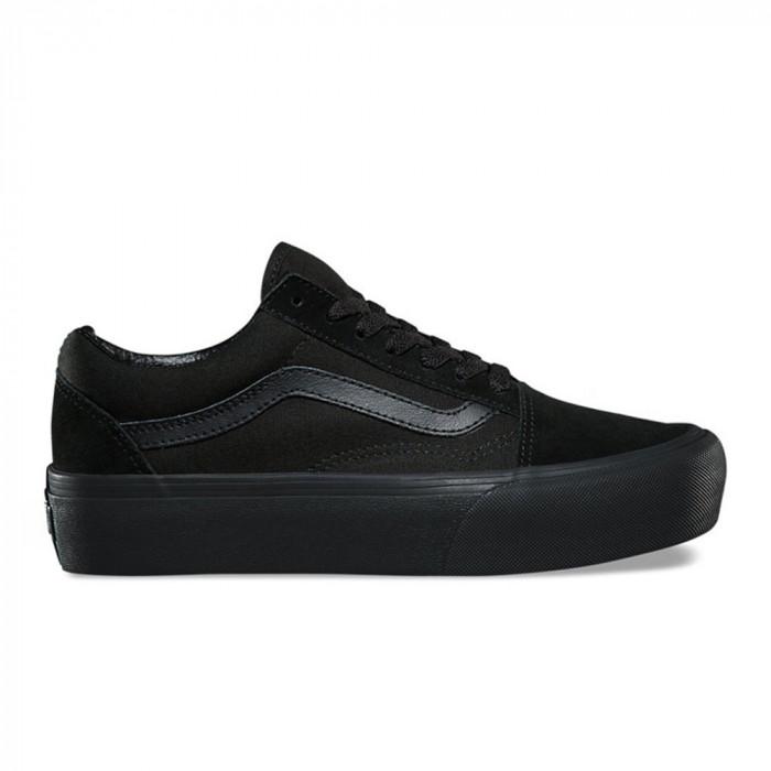 Incaltaminte Vans Old Skool Platform black/black