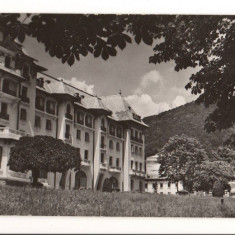 "CPI B13657 CARTE POSTALA - SINAIA - HOTELUL ""POSTAVARUL"", RPR"