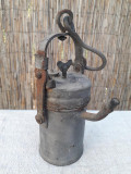 Lampa miner romaneasca perioada comunista