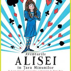 Aventurile Alisei in Tara Minunilor   Tony Ross
