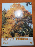 revista padurilor septembrie 1968-intreprinderea forestiera bocsa