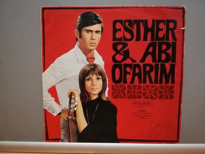 Esther & Abi Ofarim – Songs and Songs (1968/Philips/RFG) - VINIL/Vinyl/ foto