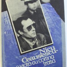 O VIATA CU CORTINA TRASA de NICU CEAUSESCU, 1992