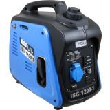 Cumpara ieftin Generator de curent pe benzina cu invertor ISG 1200-1 Guede GUDE40719, 1300 W, 1.8 Cp