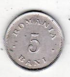 Romania 1900 5 bani, Nichel
