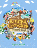 Animal Crossing New Horizons Coloring Book: Jumbo Animal Crossing New Horizons Coloring Book, With Over 60 Coloring Pictures, For Adults And Kids.