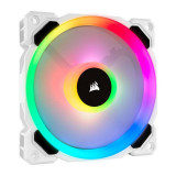 Ventilator carcasa Corsair LL120 White RGB LED 120mm