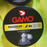 1.000 ALICE GAMO MAGNUM 4.5 MM + LANTERNA CU LUPA INCARCARE USB