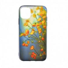 Husa 3D Effect pentru Samsung Galaxy A50/A30s, TPU, Model Inflorire