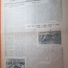 sportul popular 30 octombrie 1954-festival sportiv in valea jiului,rugby,polo