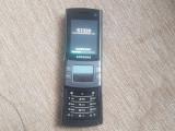 Cumpara ieftin Telefon rar Dame Slide Samsung S7330 3G Black Liber retea Livrare Gratuita, Multicolor, Neblocat