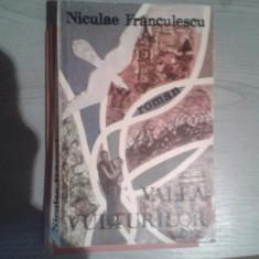 VALEA VULTURILOR-NICOLAE FRANCULESCU