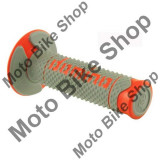 MBS Set mansoane Domino, gri/portocaliu, Cod Produs: 184160650RM