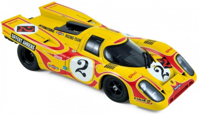 Macheta Auto Norev, Porsche 917K Na.2 - 9h Kyalami 1970 - Siffert / Ahrens 1:18