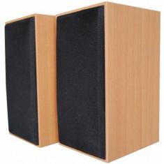 Boxe 2.0 Serioux SRXS-SB2000C SoundBoost 2000C, 6W, USB si lampa USB laptop