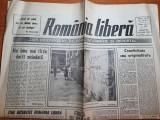 romania libera 24 iunie 1990-articolul - cine intrzice romania libera