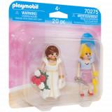 Set 2 Figurine Printesa SI Croitoreasa, Playmobil