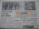 Sportul Supliment Fotbal (03 07 1987), Finala Cupei Romaniei / Steaua-Dinamo 1-0