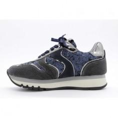 Pantofi din piele naturală 39 Fumuriu