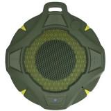 Boxa Portabila Samus Explore Green, Putere 5W, Nivel de impermeabilitate IP67, Bluetooth, Radio FM