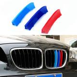 Emblema ornament plastic grila BMW MPower X1 (E 84) 7 bare 2009-2015