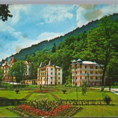 CPIB 15244 - CARTE POSTALA - SLANIC MOLDOVA