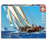 Cumpara ieftin Puzzle Sailboat, 1000 piese, Educa