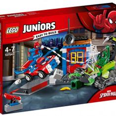 LEGO Juniors - Confruntarea dintre Omul Paianjen si Scorpion 10754
