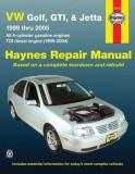 VW Golf, GTI, & Jetta, 1999 Thru 2005: All 4-Cylinder Gasoline Engines; TDI Diesel Engine (1999-2004)