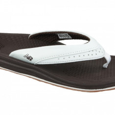 Papuci flip-flop New Balance W6086BRWT pentru Femei