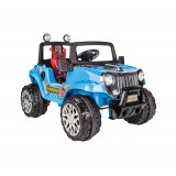 Masinuta electrica 12V Snappy Jeep Blue