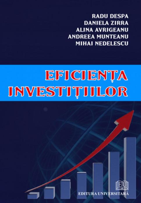 Eficienta investitiilor